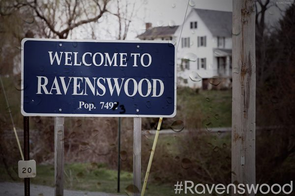 Welcome to Ravenswood via Rosewood