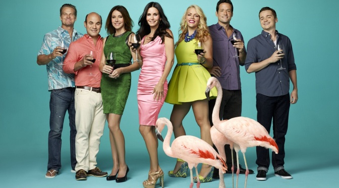 Cougar Town Back on 7 for Fourth Season