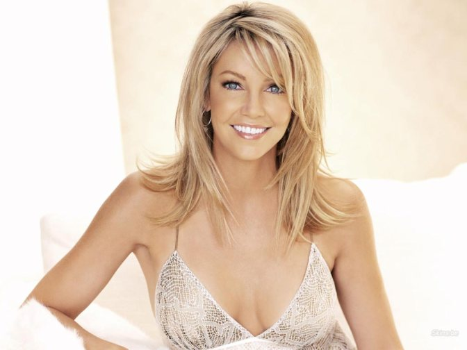Heather Locklear's Return to TV, Talks Melrose Place Remake.