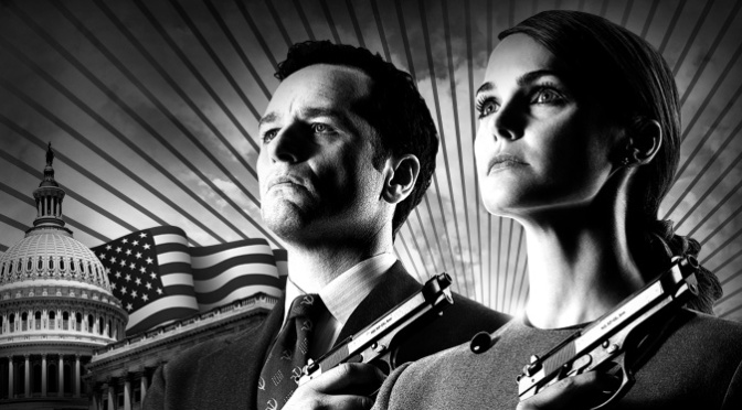 The Americans Come to Channel 10