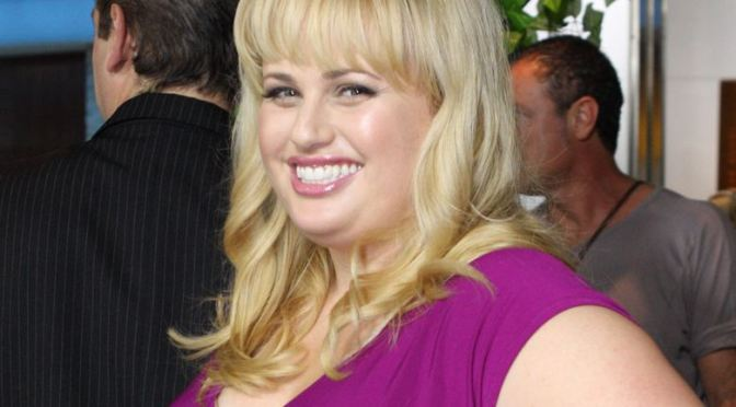Rebel Wilson Heads to ABC for a Super Fun Night