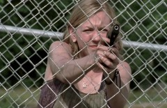 Emily Kinney as Beth Greene