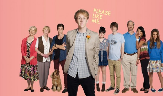 Please Like Me Back for Season Two!