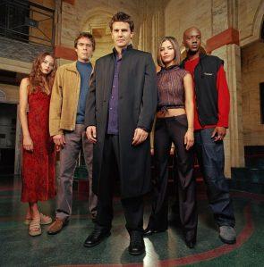 Cast of Angel