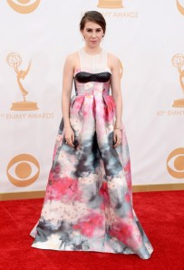 zosia-mamet-emmy-awards-2013