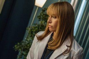 Toni Collette as Dr. Ellen Sanders © 2013 Nine Entertainment Co
