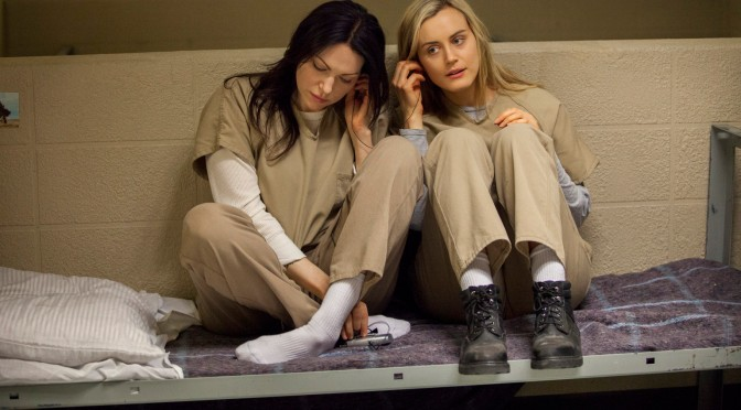 Showcase to Marathon OITNB Season 3