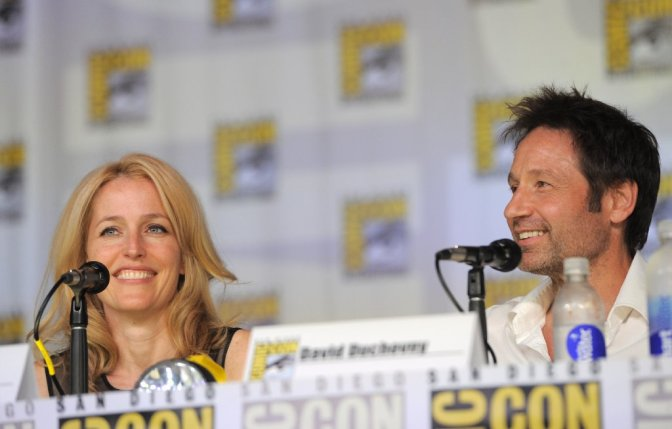 X-Files Celebrates 20th Anniversary