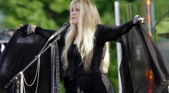 Stevie Nicks Casts a Spell on American Horror Story: Coven