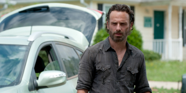 The Walking Dead: No Goodbyes For Carol