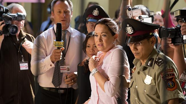 First Preview of Nine's Schapelle Corby Movie