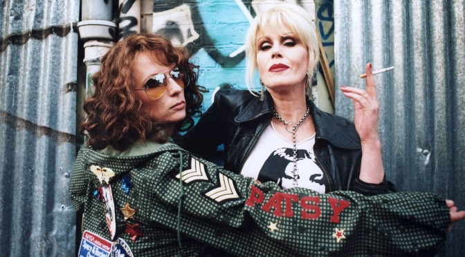 Get The Bolly!  The AbFab Movie is Happening!