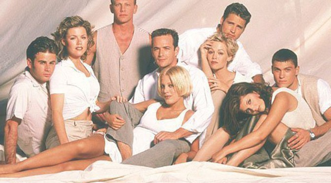 Ian Ziering and his 90210 Reunion That Never Happened.