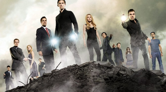 NBC Set to Revive Heroes as Mini Series