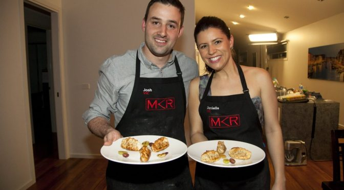 Give Your Guests Dirt…..: An MKR Recap