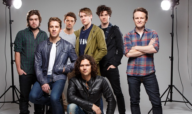 Channel 7's INXS Miniseries Get's AirDate