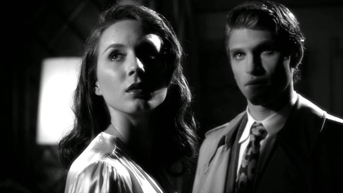 Pretty Little Liars Goes Black & White For Shadow Play