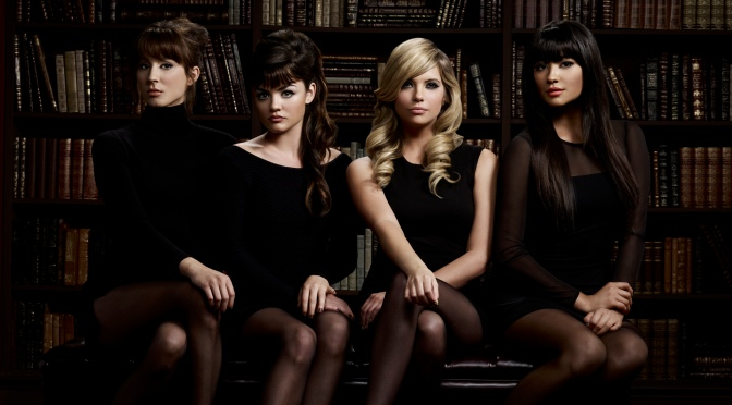 Pretty Little Liars Season 4 Finale #AliTellsAll!