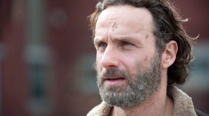 Walking Dead Season Four Finale