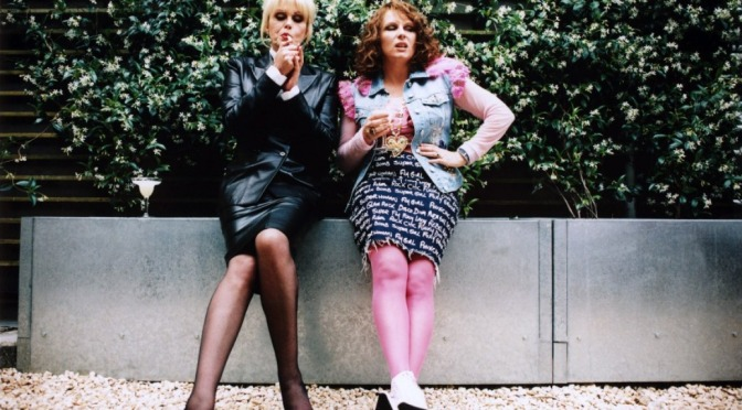 Jennifer Saunders on the Absolutely Fabulous Movie
