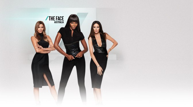 Naomi Campbell Gives Us Face