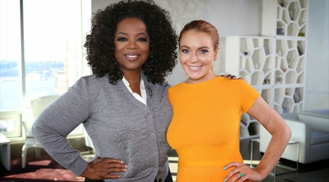 First Look at Lindsay Lohan Documentary Series