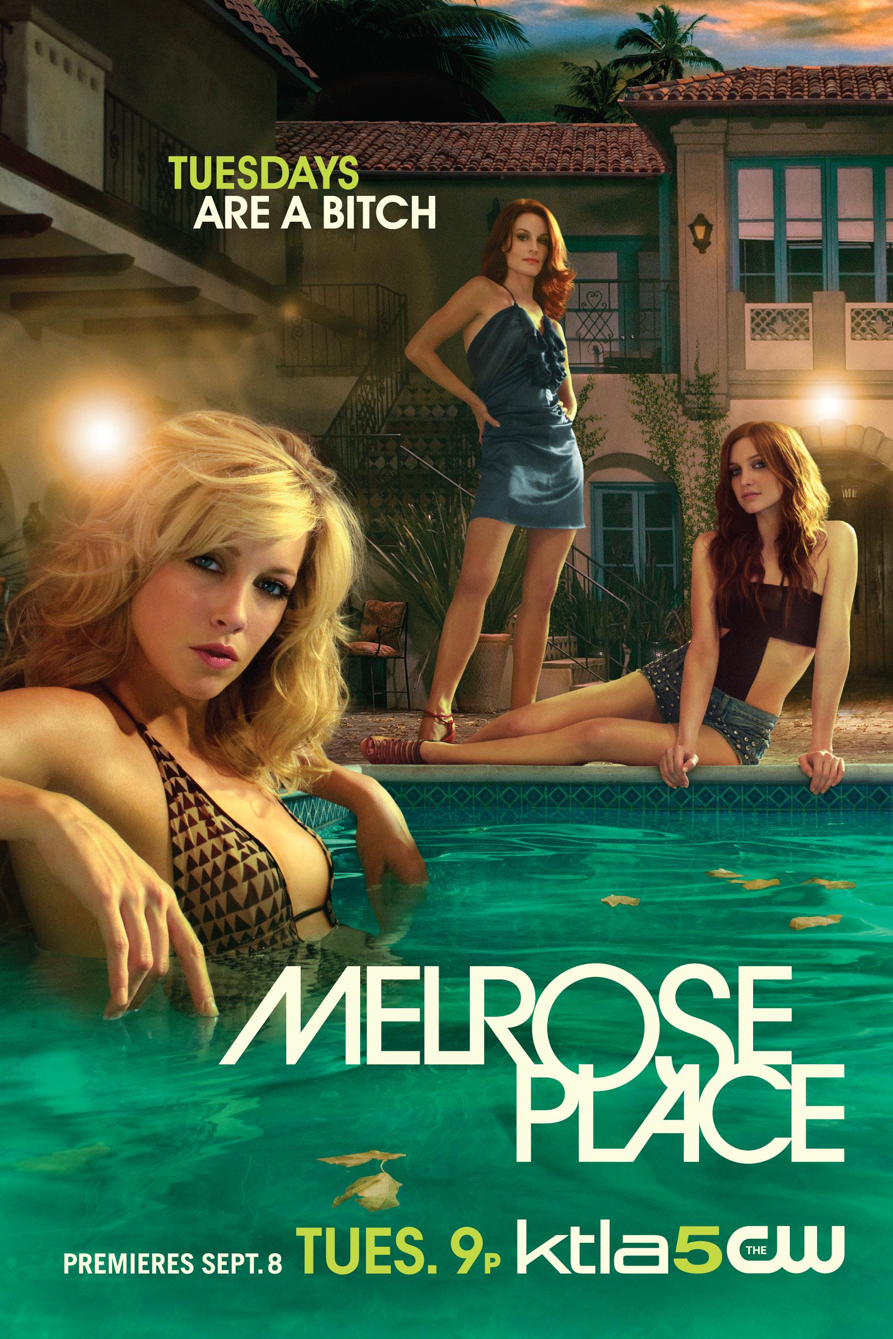Melrose Place Cast Season 1 Melrose Place 2.0 Season 1