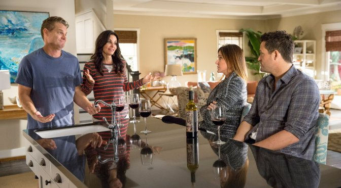 Cougar Town Pregnancies, Wine and Season 6?