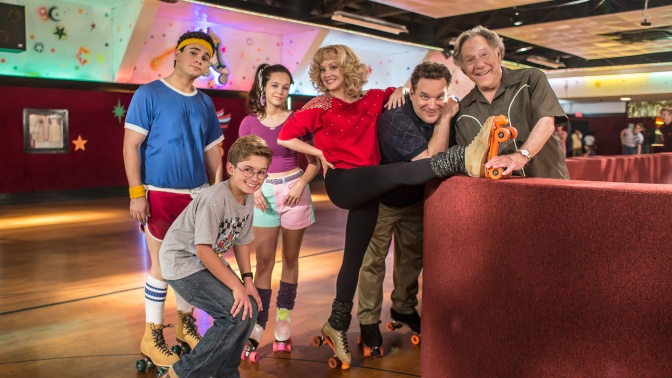 The Goldbergs Locked In for Wednesday Nights on Seven