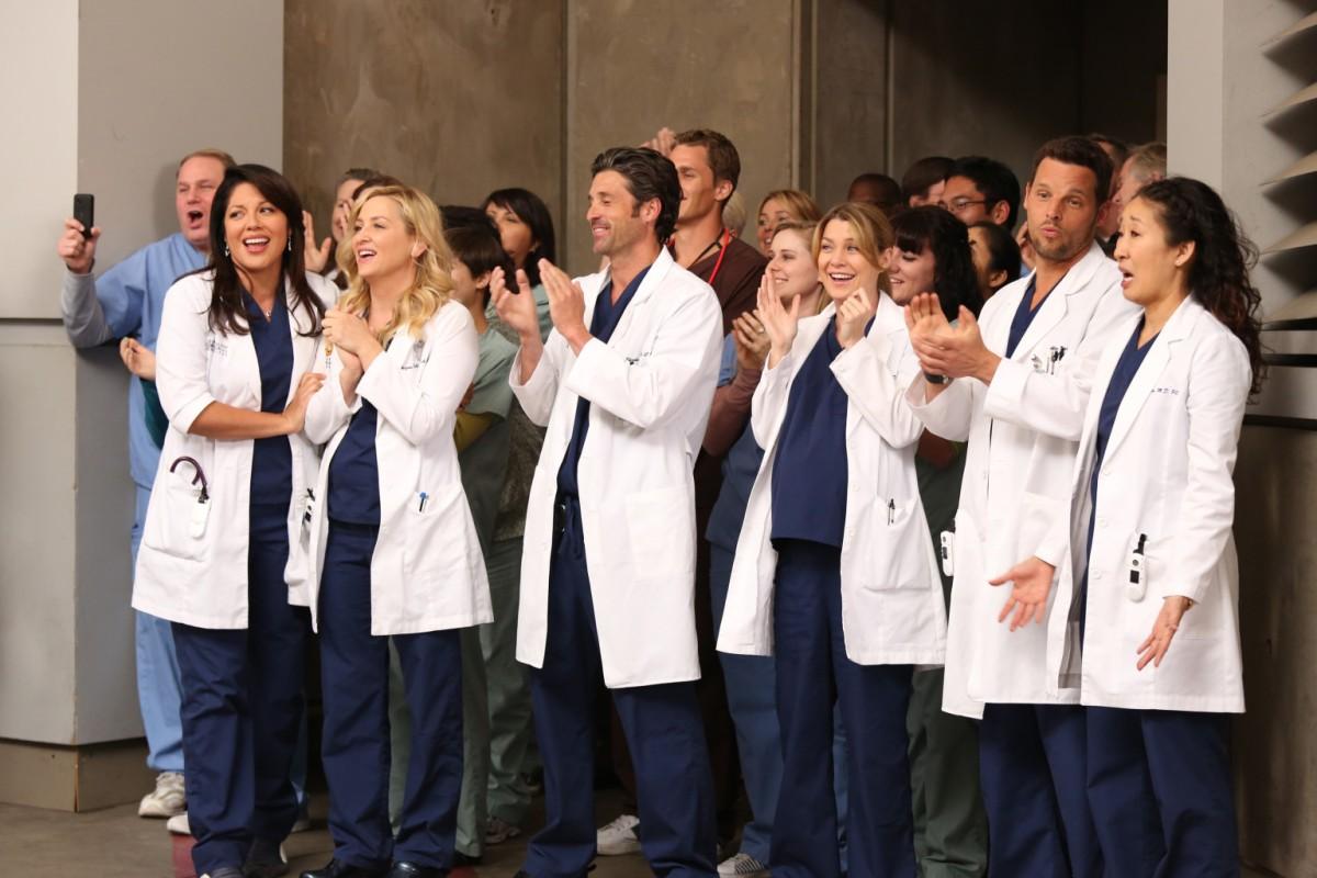 Grey\'s Anatomy Returns to Channel 7   ThePopHub.com