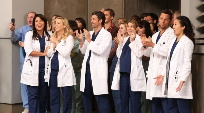 Grey's Anatomy Returns to Channel 7