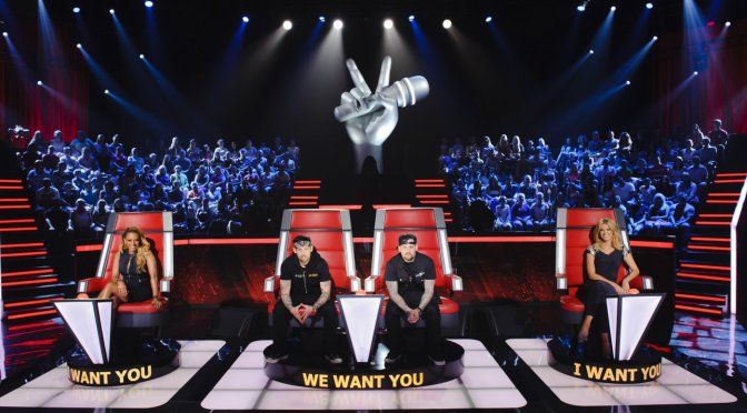 Kids Bring Voices and Feel-good Vibes to The Voice Kids