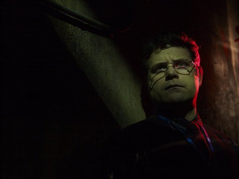 Sean Astin as Jim Kent.  Souce: Supplied
