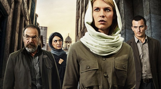 First Look: Homeland Season 4 Trailer