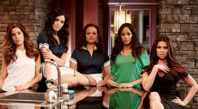 Oh So Devious! Devious Maids Begins on Foxtel