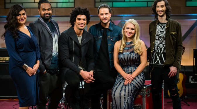 Anja Nissen Wins The Voice Australia