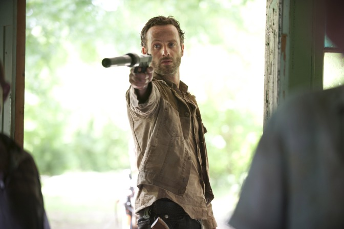 The Walking Dead Season 5 First Sneak Peek Clip