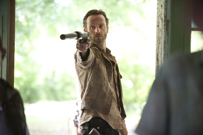 The Walking Dead Season 5 First Sneak Peek Clip