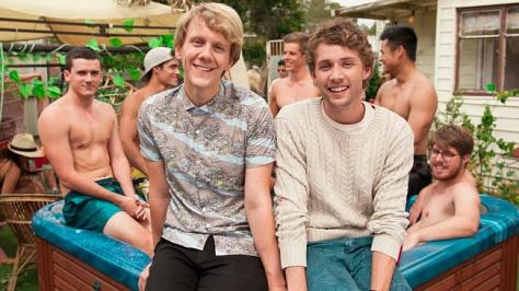 Josh Thomas is back for a second round of Please Like Me. Source: Provided