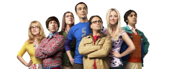 TBBT Cast -Season 7