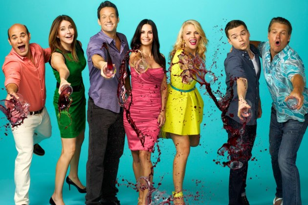 <i>Cougar Town</i> Final Season Twist: [Spoiler] to Exit Early