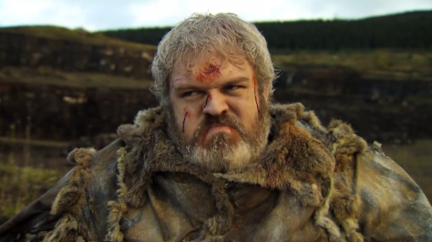 Kristian Nairn as Hodor in Game of Thrones