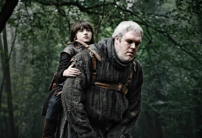 GoT Season 5 Will Not Feature Bran Stark and Hodor