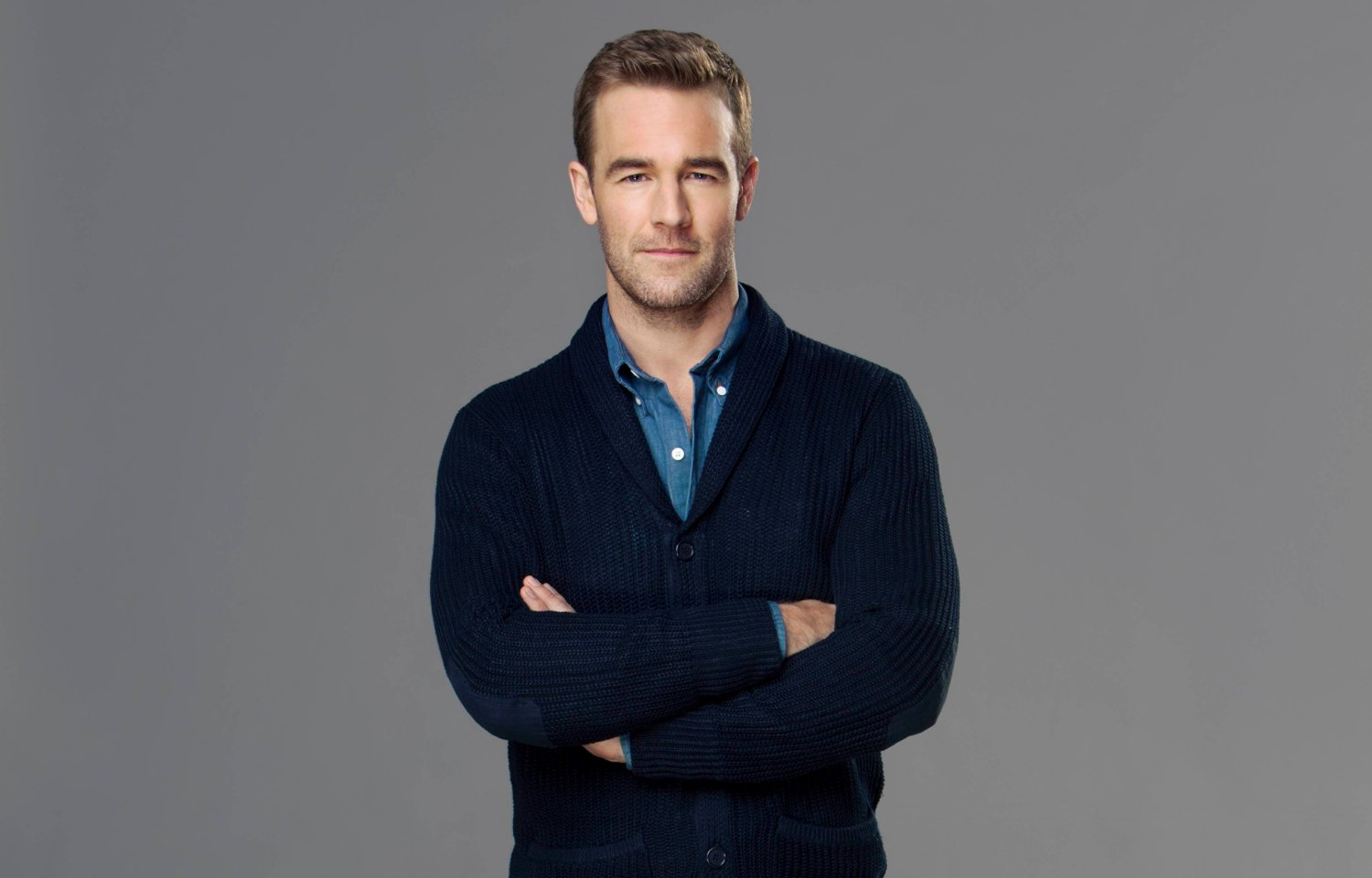 james van der beek power rangers