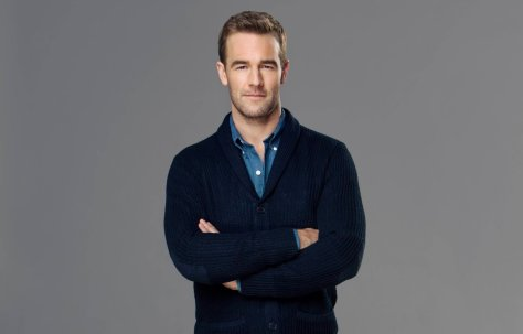James Van Der Beek Stars in Friends With Better Lives.  Source: Provided