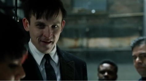GOTHAM: Robin Lord Taylor as Oswald Cobblepot.   ©2014 Fox Broadcasting Co. Cr: Michael Lavine/FOX
