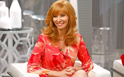 Lisa Kudrow as Valerie Cherish.  Source: Provided
