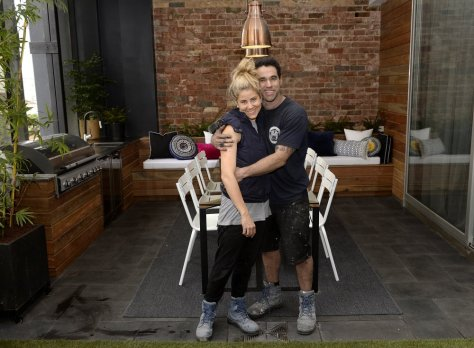 Will Michael and Carlene take out The Block Glasshouse?  Source: Supplied