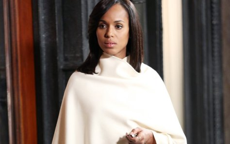 Scandal's Kerry Washington once again misses out on a nomination.