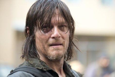 Norman Reedus as Daryl Dixon.  Gene Page/AMC